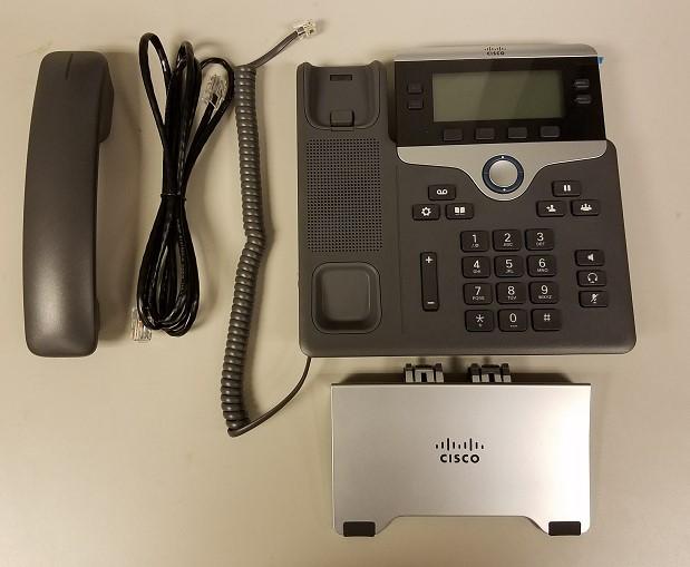 Cisco Phone Setup 7841 | Library & Technology Services