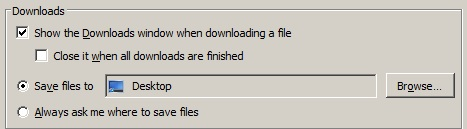 Firefox Download Manager | Library & Technology Services