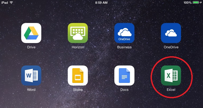 Download the Microsoft Office 365 Apps for iPhone or iPad