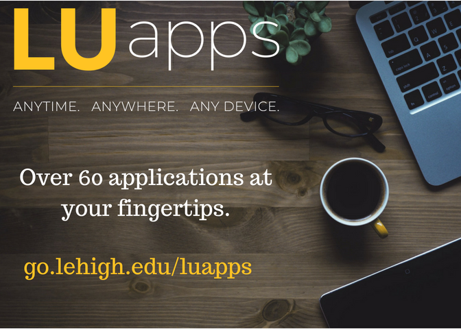 LUapps virtual software