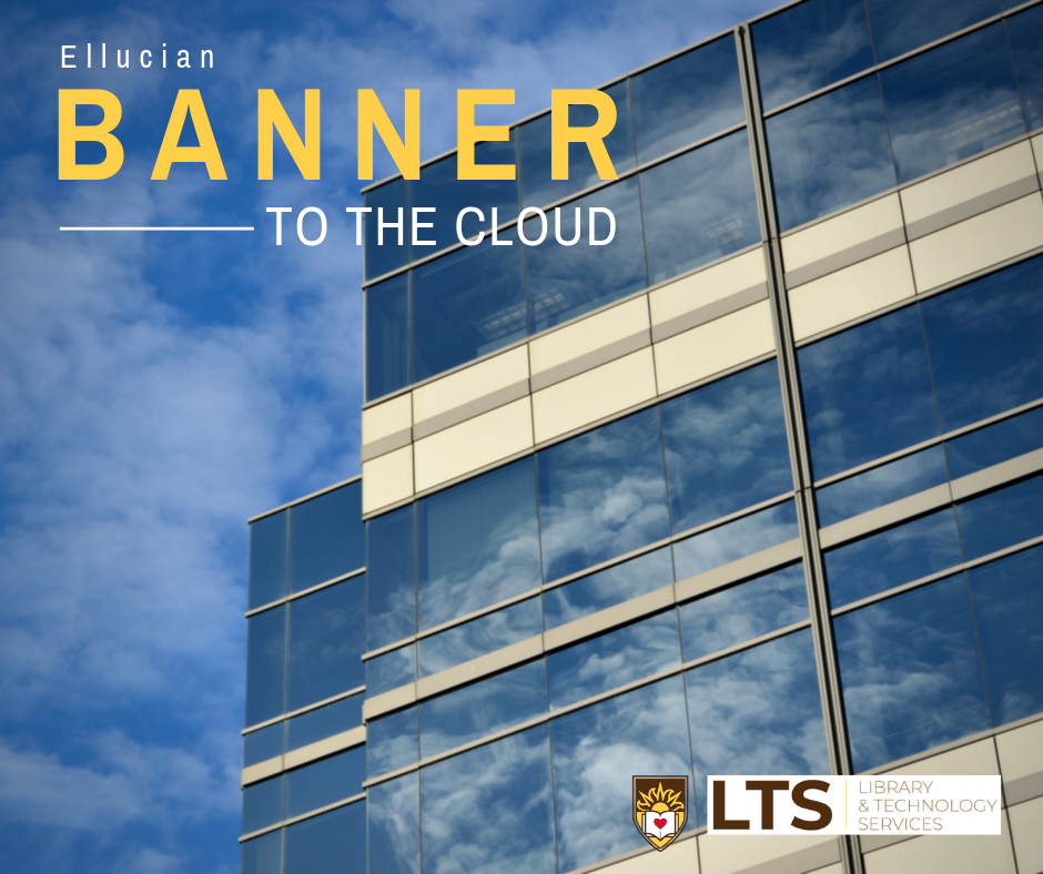 Lehigh university Ellucian Banner to the Cloud