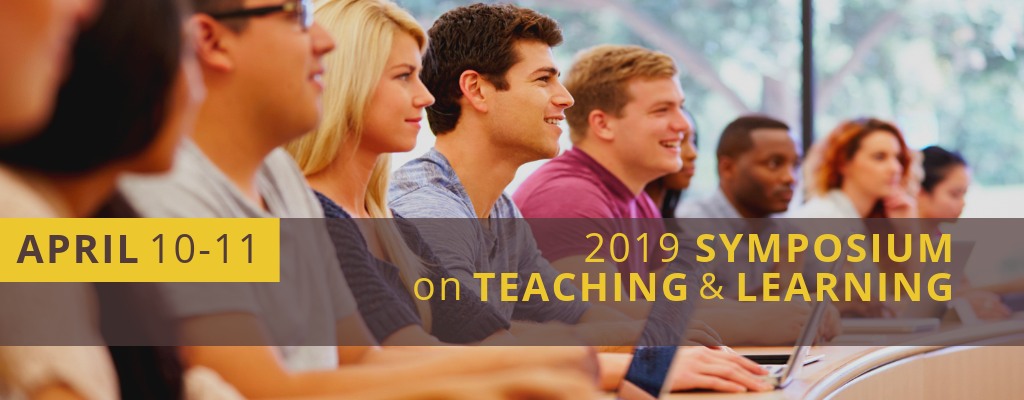 2019 Symposium on Teaching and Learning