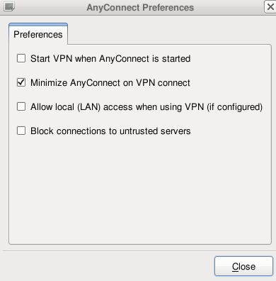 set preference to _not_ block untrusted servers