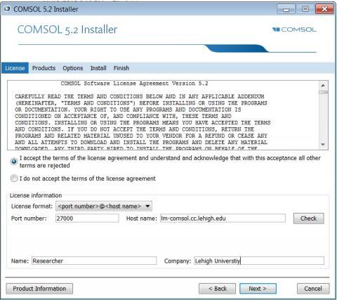 Comsol 3 4 license