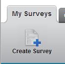 Create survey icon