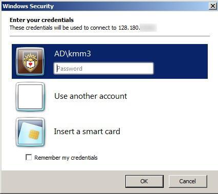 how to configure remote desktop win 7