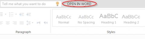 Open in Word