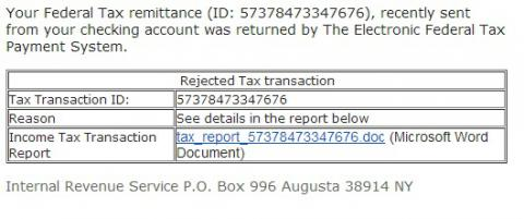 Income Tax Return Payment Receipt