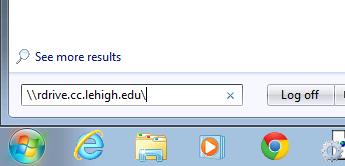 windows start button, search field