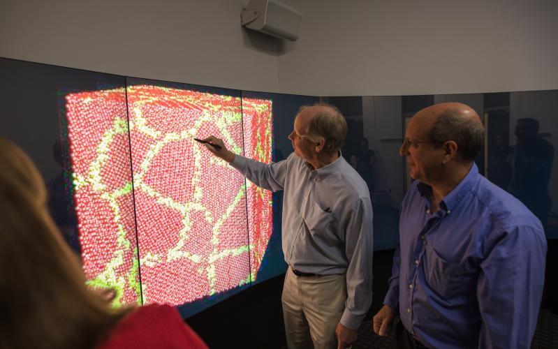 Dr. Martin Harmer leads Nano Human Interface initiative