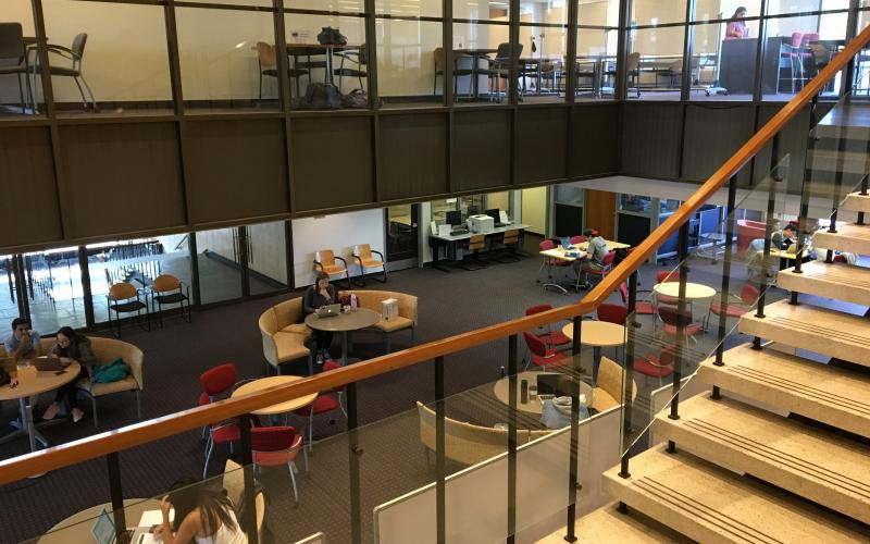 EWFM Library 5th floor south
