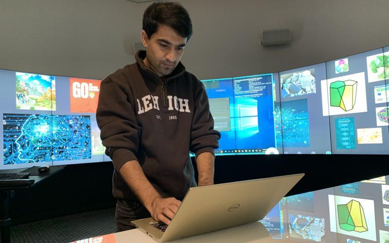 Lehigh University Visualization Lab