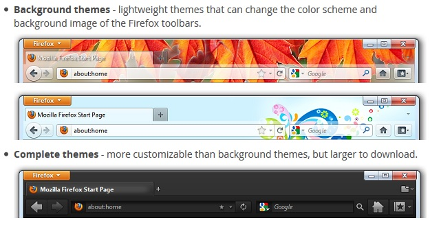 Firefox Themes and Extensions | Library & Technology Services